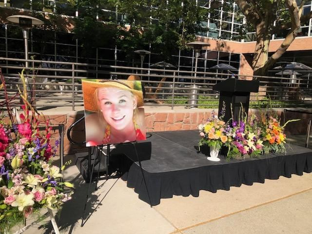 Those closest to MacKenzie Lueck, the University of Utah student who was brutally murdered, have started a foundation in her honor. (Photo: KUTV)