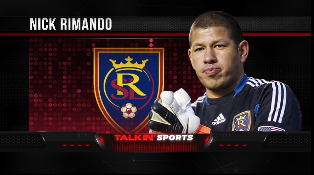 Real Salt Lake goalkeeper Nick Rimando announced that he will retire after the 2019 Major League Soccer season on Friday. (File Photo: KUTV)