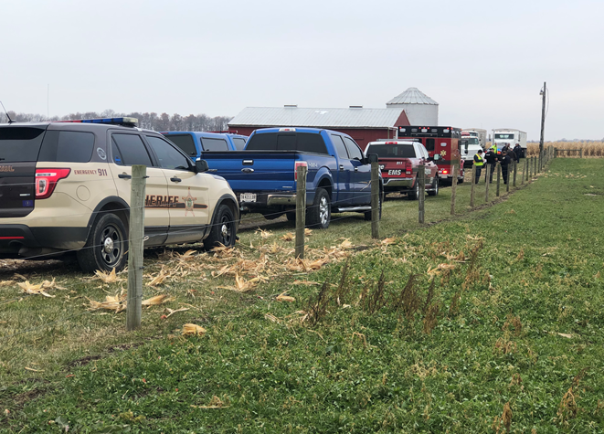 Two children, 3 and 5, dead after Indiana farming accident (WSBT)