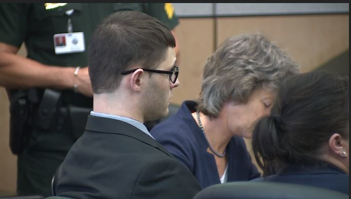 Jury finds Christopher Vasata guilty of killing 3 people in Jupiter on Super Bowl Sunday in 2017. (WPEC)