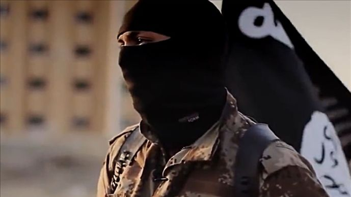FILE - ISIS fighter. RNC and DNC views on fighting ISIS. (MGN Online)