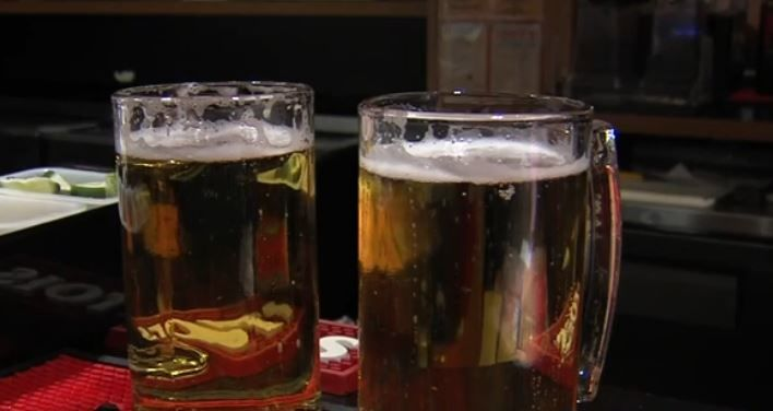 A new study suggests that frequent drinking is worse for your health than binge drinking. (File Photo: KUTV)