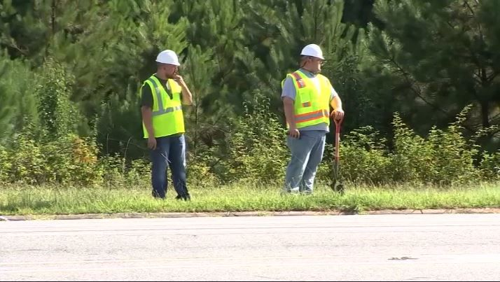 Cops pose as construction workers to nab texting drivers in Cobb County, Ga. (CNN Newsource)