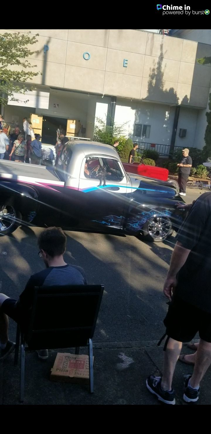 Henry Hockersmith shared Graffiti Weekend photos and a trip with the Oregon Toxic Mopar car club via the Chime In tab on our website.