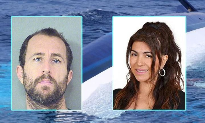 FBI charges Lewis Bennett with second degree murder in the death of his wife, lost at sea on Mother's Day in 2017. (WPEC)