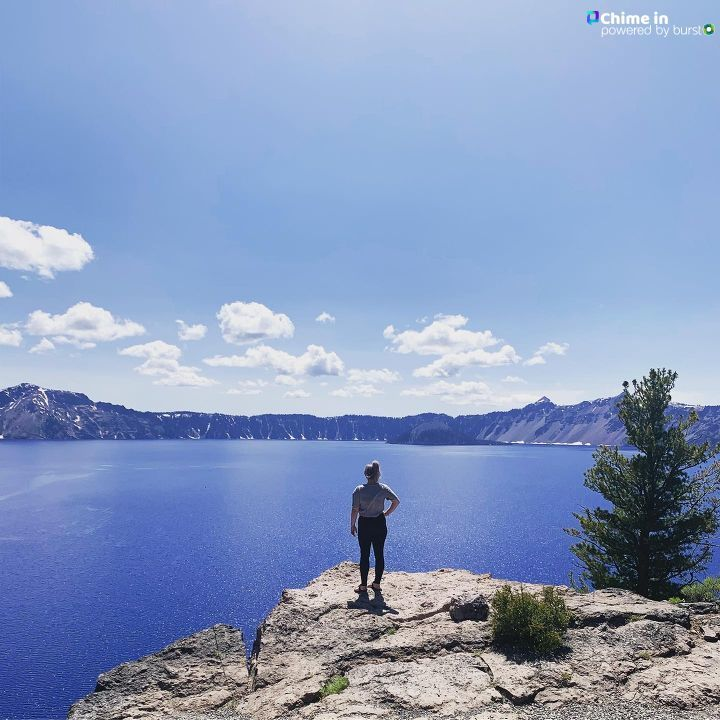 <p>Allison Olson shared photos from a July 7, 2019, trip to Crater Lake National Park via the Chime In tab on our website.</p><p>IF YOU GO: Share your best Crater Lake videos and photos via Chime In so we can share them online and on TV!</p>