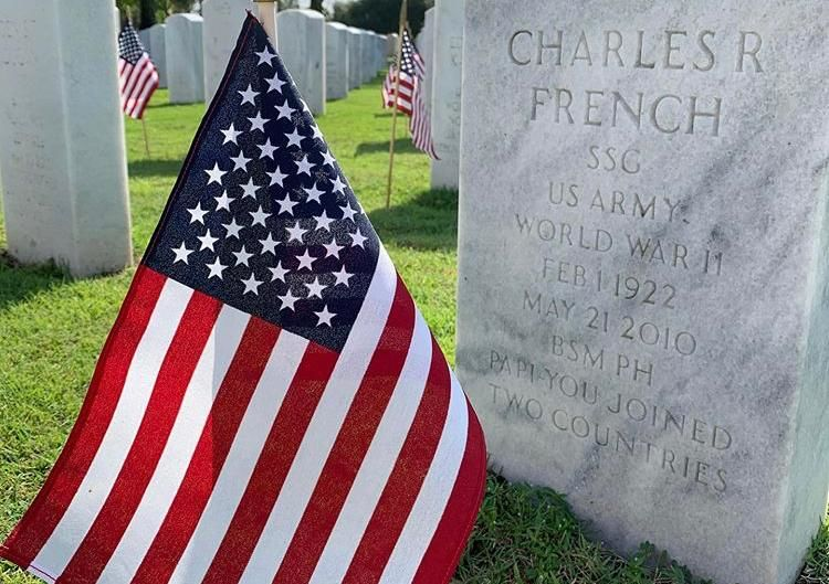 Charles French is remembered by daughter Natalie French (Photo courtesy:Natalie French)