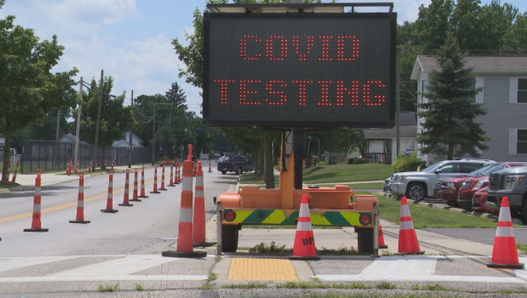 A Delaware County resident said she did have some doubts about testing after yesterday, a day which saw Governor Mike DeWine's high-profile, see-saw experience with testing for the coronavirus. DeWine took a rapid test in advance of greeting President Donald Trump. It came back positive. Hours later he took a different type of test, which came back negative. (WSYX/WTTE)