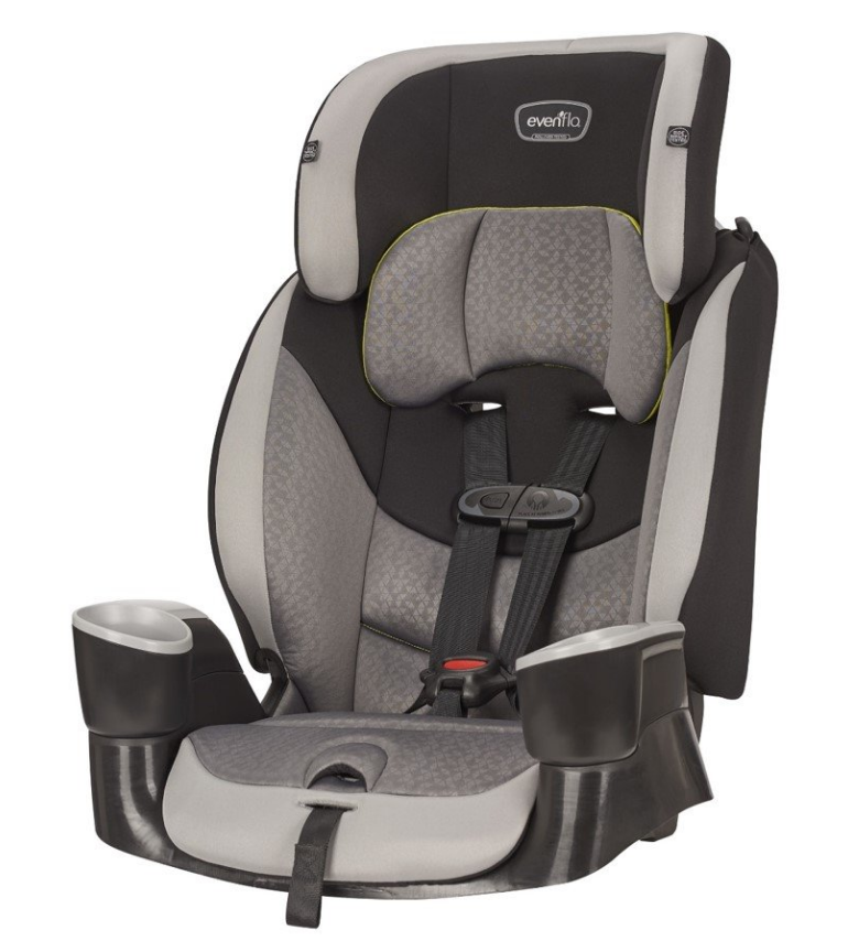 Police are asking the public to look out for a car seat like this one that may belong to Nalani Johnson. (FBI)