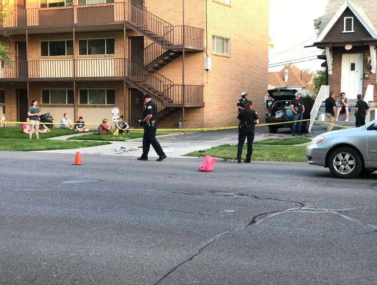 Detectives are interviewing additional witnesses who claim to have seen a fatal shooting on a Provo street earlier this month. (Photo: Jeremy Harris / KUTV FILE)