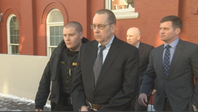 Former priest sentenced to 2.5 to 14 years in prison for sexual assaults. (WJAC)