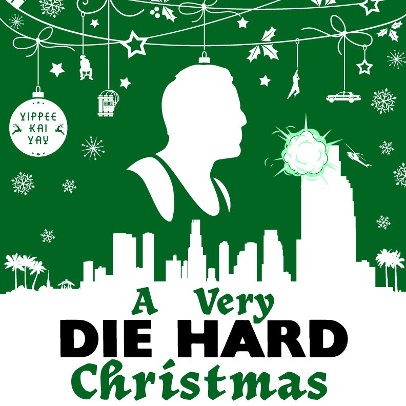 A Very Die Hard Christmas (Photo Credit: Truman Buffett and Mark Siano)