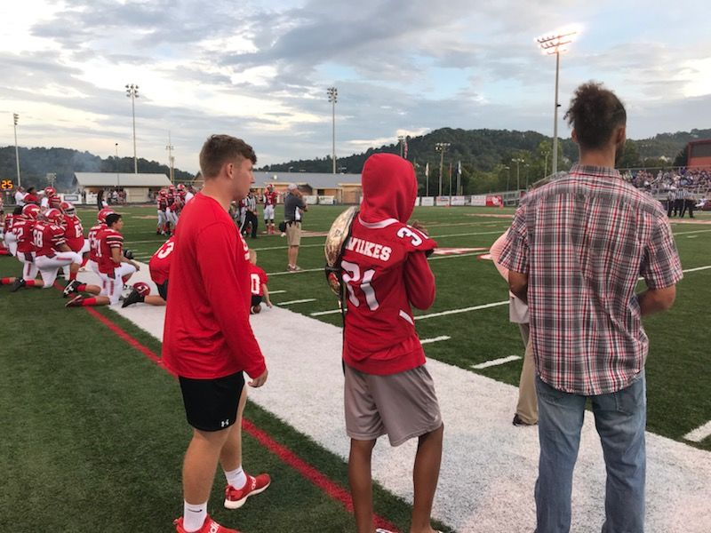Mitchell vs Erwin, 08-23-19 (Photo credit: WLOS Staff)