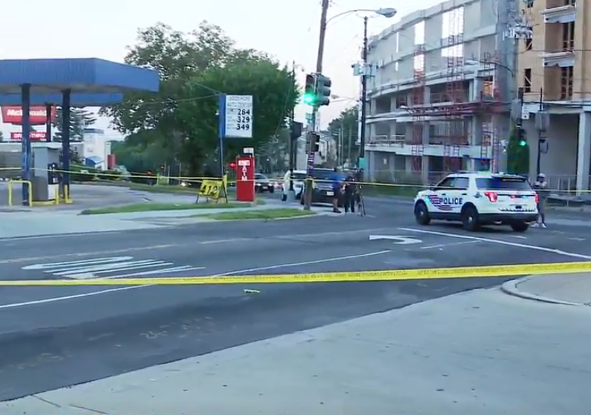 Metropolitan Police are investigating the deadly shooting of an 11-year-old boy Thrusday night in Southeast D.C.{ } Friday, July 19, 2019. (ABC7 photo){ }