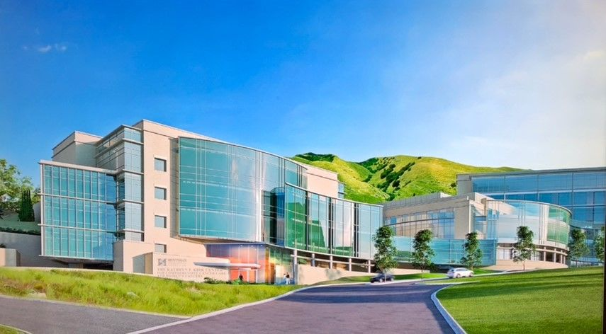 <p>The Huntsman Cancer Institute has to turn patients away, simply because they don't have enough room. The plan is to add another 100,000 square feet to the existing campus. (Photo courtesy of the Huntsman Cancer Institute)</p>