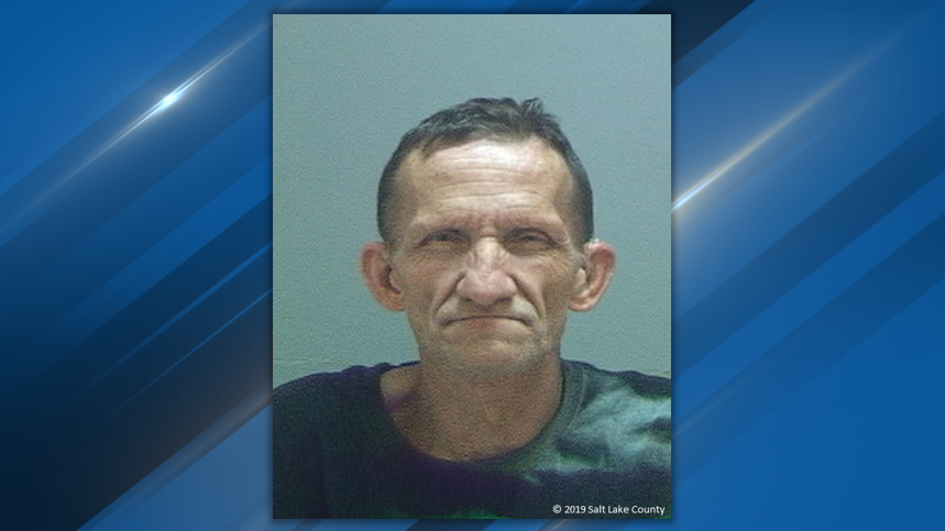 Todd Allen (Photo courtesy Salt Lake County Sheriff's Office)