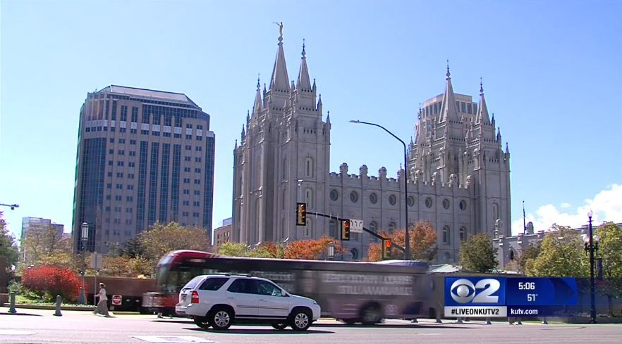 LDS church publishes previously restricted manual for church leaders (Photo: KUTV)