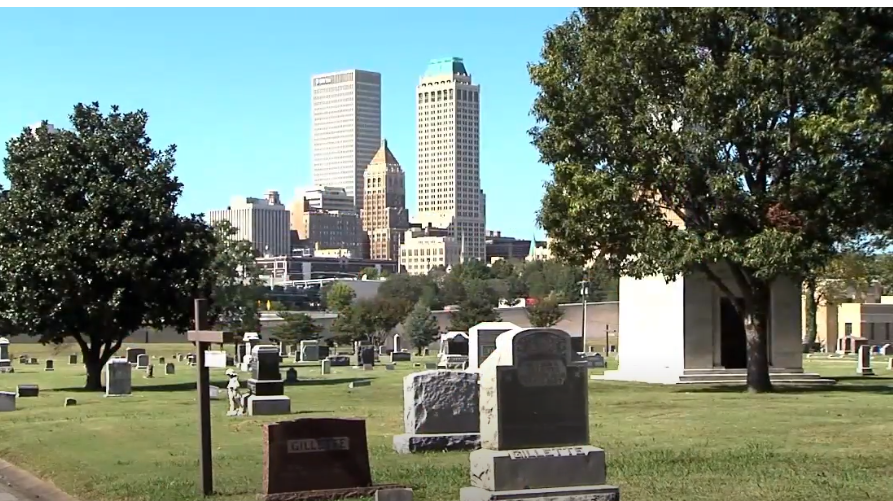 The search for mass graves continues but now the search is moving in different directions. (Oct. 14, 2019/KTUL){&nbsp;}<p></p><p></p>
