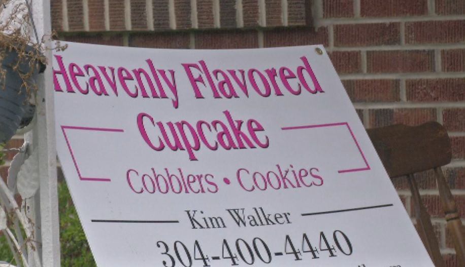 "<p>A ribbon cutting was held Thursday for ""Heavenly Flavored Cupcakes, Cobblers, and Cookies."" (Kanawha County)</p>"