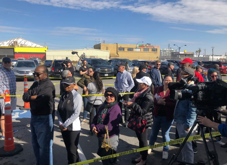 Early voting continues for a third day in Nevada as Caucus Day nears<p></p>
