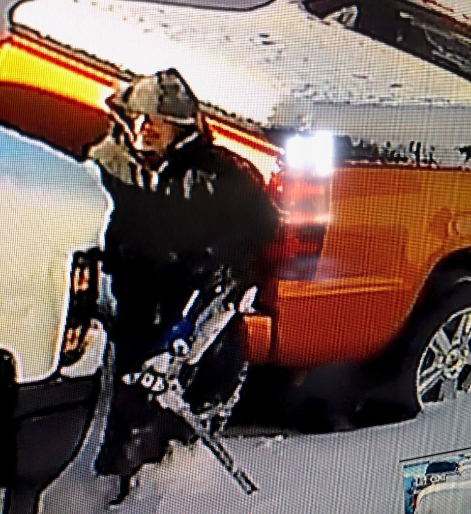 Second Theft Of Escalade Wheels May Help Solve Theft From