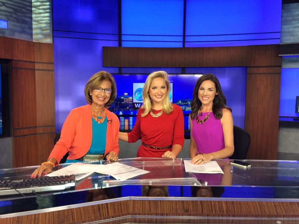 Kim Block, Lexie O'Connor, and Katie Sampson (WGME)
