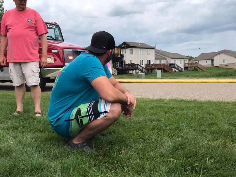 Fire crews responded to condos in the 3000 block of Murray Street in Mundy Township at 2:22 p.m. on July 24, 2019. It happened at the Sleepy Hollow Condominiums near West Grand Blanc and Fenton roads.