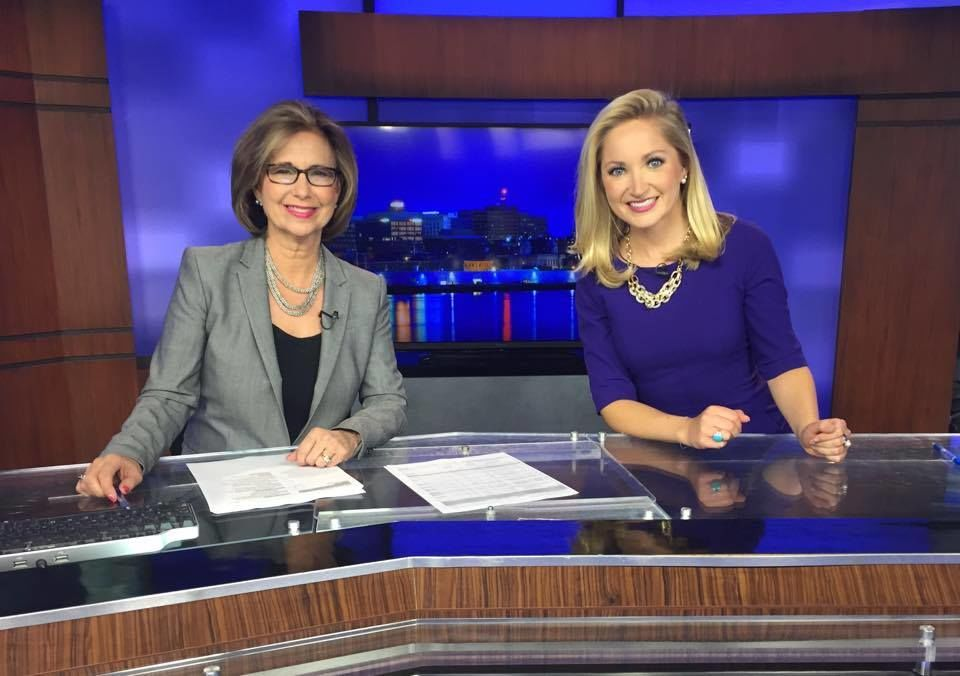 Kim Block and Lexie O'Connor (WGME)