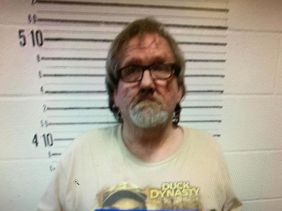 Montey Montgomery was arrested on complaints of trafficking methamphetamine.{&nbsp;}(Haskell County Sheriff's Office)<p></p>
