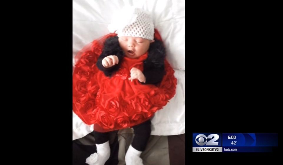 Utah dad says baby taken from him for adoption against his will (Photo courtesy: Colby Nielsen)