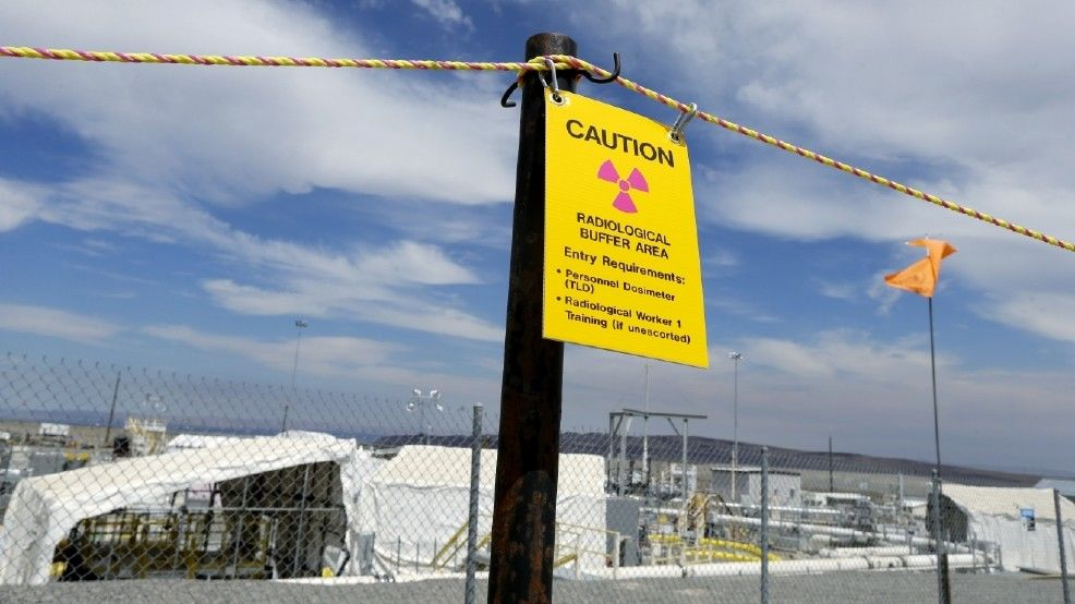 Hanford Nuclear Site (AP/File photo)