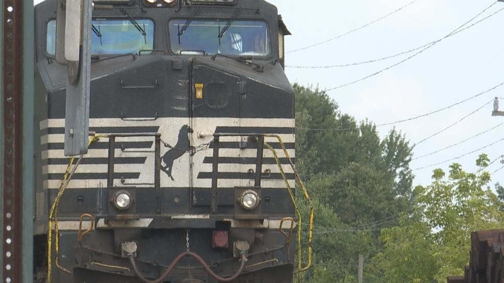 <p>An alarming move by a COTA bus driver was caught on camera in west Columbus. The driver is seen illegally crossing railroad tracks as a train approaches at full speed. (WSYX/WTTE){&nbsp;}</p>
