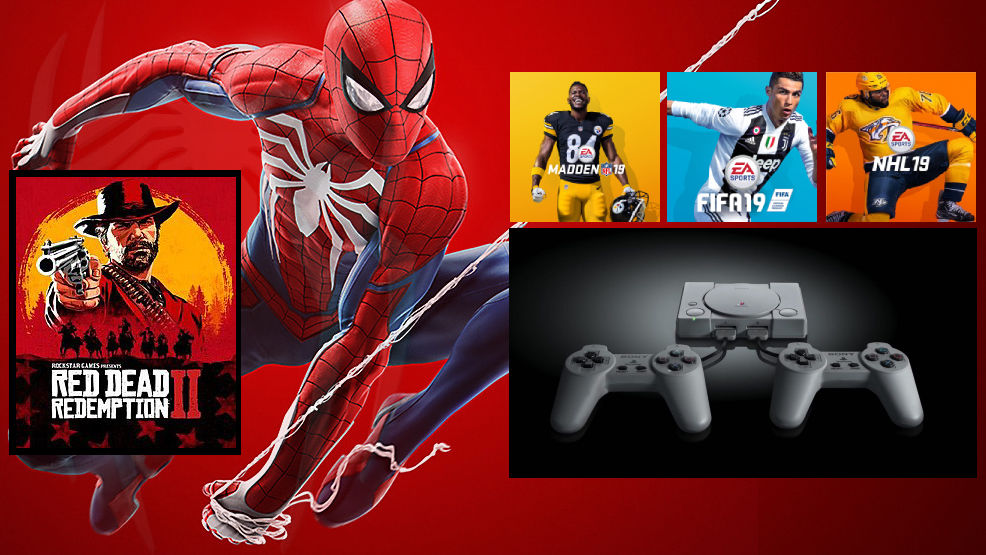 Button mashing: A holiday video game gift guide (Photo: Sony, EA Sports, Rockstar)