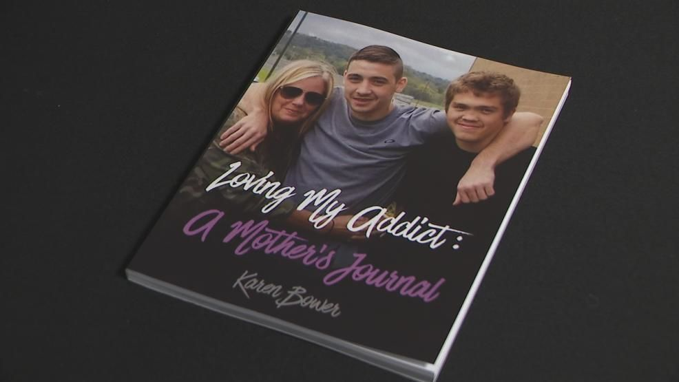 It started as a blog on Facebook expressing her struggles with her sons' battle of addiction. Then that blog turned into a book and it landed right to the White House. (WSYX/WTTE)