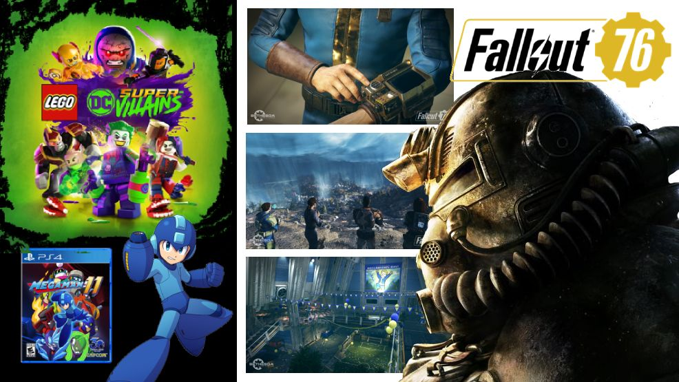 Button mashing: A holiday video game gift guide (Photo: Warner Bros.,  Bethesda, Capcom)