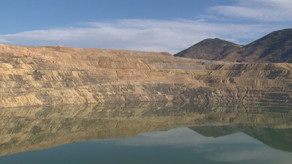 A U.S. appeals court panel has sided with the Trump administration, ruling that state and federal programs already in place ensure that mining companies take financial responsibility for future pollution cleanups. Photo: NBC Montana
