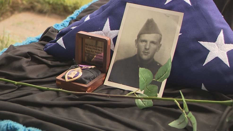 <p>A journey years in the making finally came to an end on Saturday in Reynoldsburg. That's when the family of a World War II veteran were reunited with their loved one's Purple Heart Medal. (WSYX/WTTE){&nbsp;}<br></p>