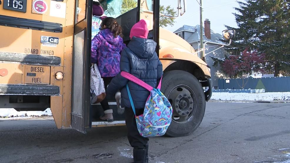 Neighbors in the Hilltop are demanding action after they claim their kids' late bus is causing the young students to miss core classes at their school. (WSYX/WTTE)