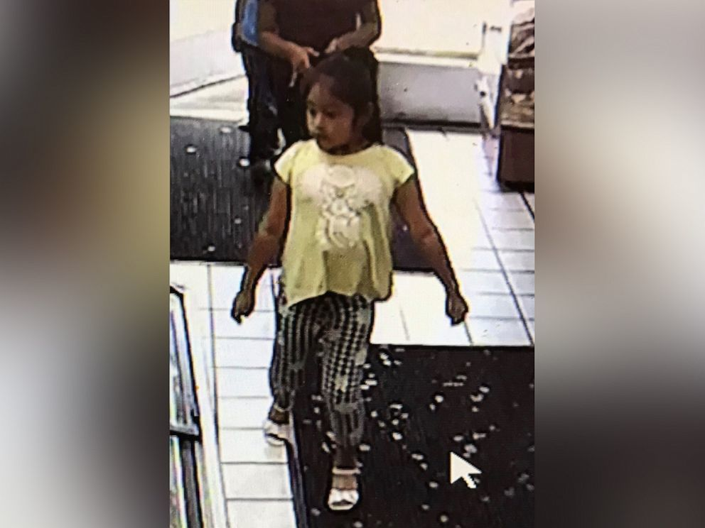 A $35,000 reward has been offered for Dulce Maria Alavez, 5, who authorities say may have been abducted from a playground in New Jersey. Photo credit: Bridgeton Police Dept.